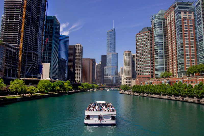 Chicago's Original Architecture Tour® - Wendella Tours & Cruises